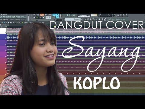 Hanin - Sayang KOPLO (Dangdut Cover) REMAKE