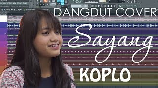Video Hanin - Sayang KOPLO (Dangdut Cover) REMAKE download MP3, 3GP, MP4, WEBM, AVI, FLV Desember 2017