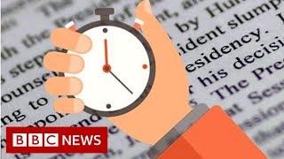 Baixar The Mueller report in 60 seconds - BBC News