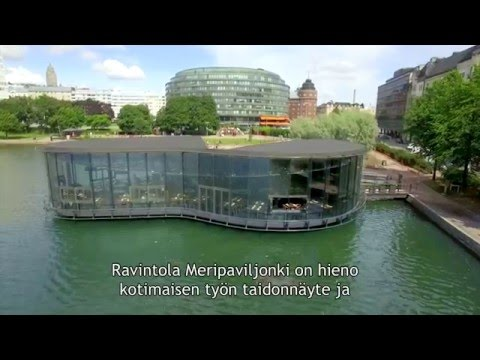 Paasitorni in The Heart of Helsinki
