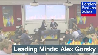 Leading Minds: Alex Gorsky (full-length) | London Business School