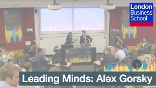 Leading Minds: Alex Gorsky (full-length) | London Business School