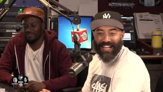 Ebro In The Morning Investigates: Which Nationality Is Craziest?