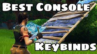 Best Custom Keybinds on PS4 and Xbox (Fortnite Custom Keybinds)