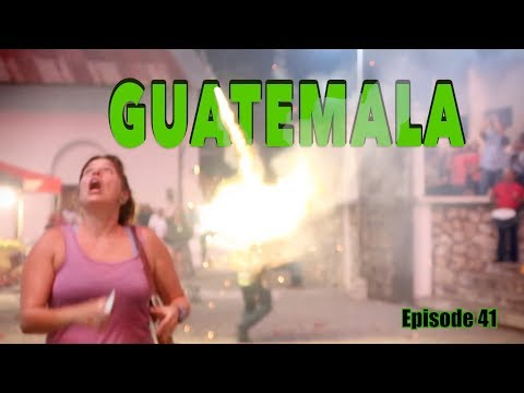 Belize-Guatemala Traveling in Central America OVERLAND TRAVEL SAGA Ep.41
