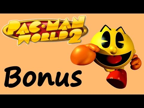 Pac-Man World 2 - Bonus: Arcade Games!