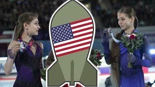 Главная угроза из Америки Трусовой Косторной и Валиевой в Пекине 2022