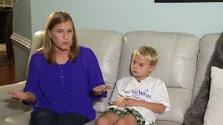Wish comes true for boy who refuses to lose to hemophilia