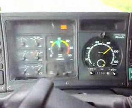 Electrical error Scania R124  YouTube