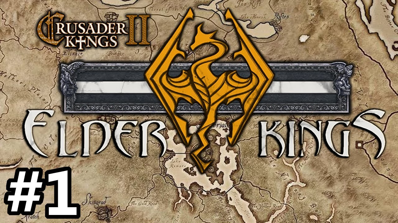 CK2 Elder Kings - Nords of Skyrim #3 - Pilgrimage by Chief