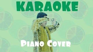Pianist Dmitriy Subotenko play KARAOKE VERSION PIKOTARO I like OJ (...