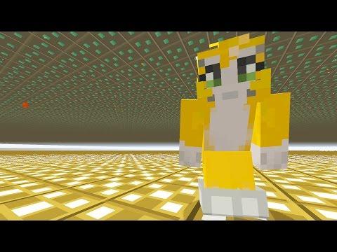 Minecraft Xbox - Stampy Flat Challenge - Diamond Cave! (13)