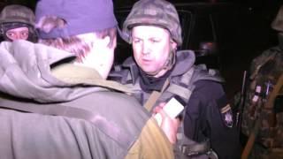 Парасюк оскорбляет сотрудников полиции