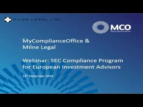 Do I Need To Register with the SEC?