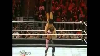 Natalya-Delayed Vertical Suplex-Alicia Fox,Melina