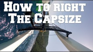 Capsize recovery tutorial multi cam with live commentary