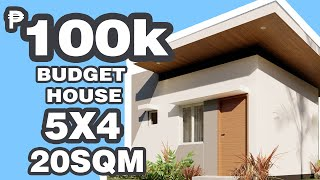 Small House Design Ideas | 100k Pesos Budget | Modern Style 2020