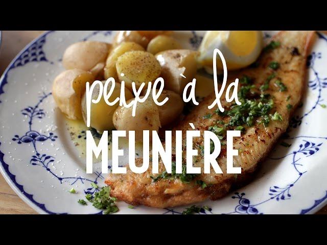 Peixe à la Meunière | Rendez-vous à Paris