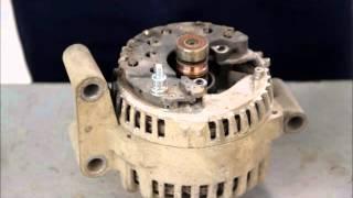 проверка генератора форд