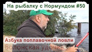 Азбука поплавочной ловли. На рыбалку с Нормундом #50