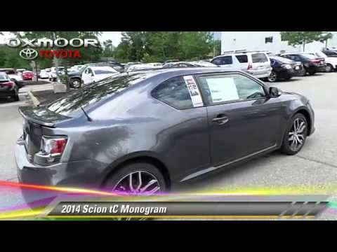 2014 Scion tC Monogram video review at Oxmoor Toyota of Louisville KY