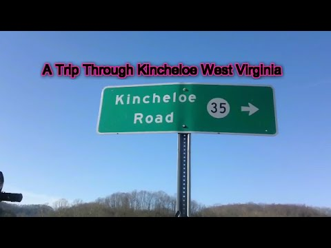 A Trip Through Kincheloe West Virginia And Looking Back: Part 2