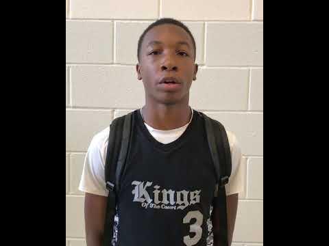 ederrius Williams (Alabama Kings/Hillcrest HS/Tuscaloosa, AL) 2021 6'4 SF