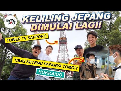 PERGI KE JEPANG PALING UTARA (HOKKAIDO)! | WASEDA BOYS TRIP #19 from YouTube · Duration:  19 minutes 39 seconds