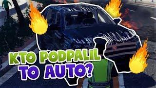 KTO PODPALIŁ TO AUTO?! - POLICE SIMULATOR PATROL DUTY #5 /w Don Drake