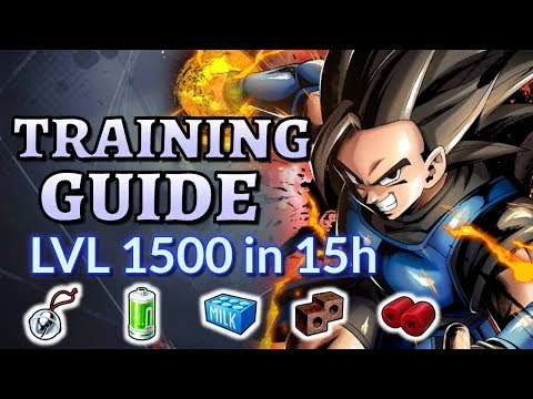 Training Guide - Dragon Ball Legends