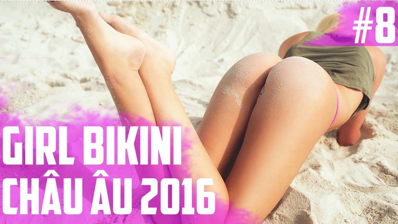 Hình Ảnh Gái Đẹp   Gái Bikini Châu Âu 2016   Part 8