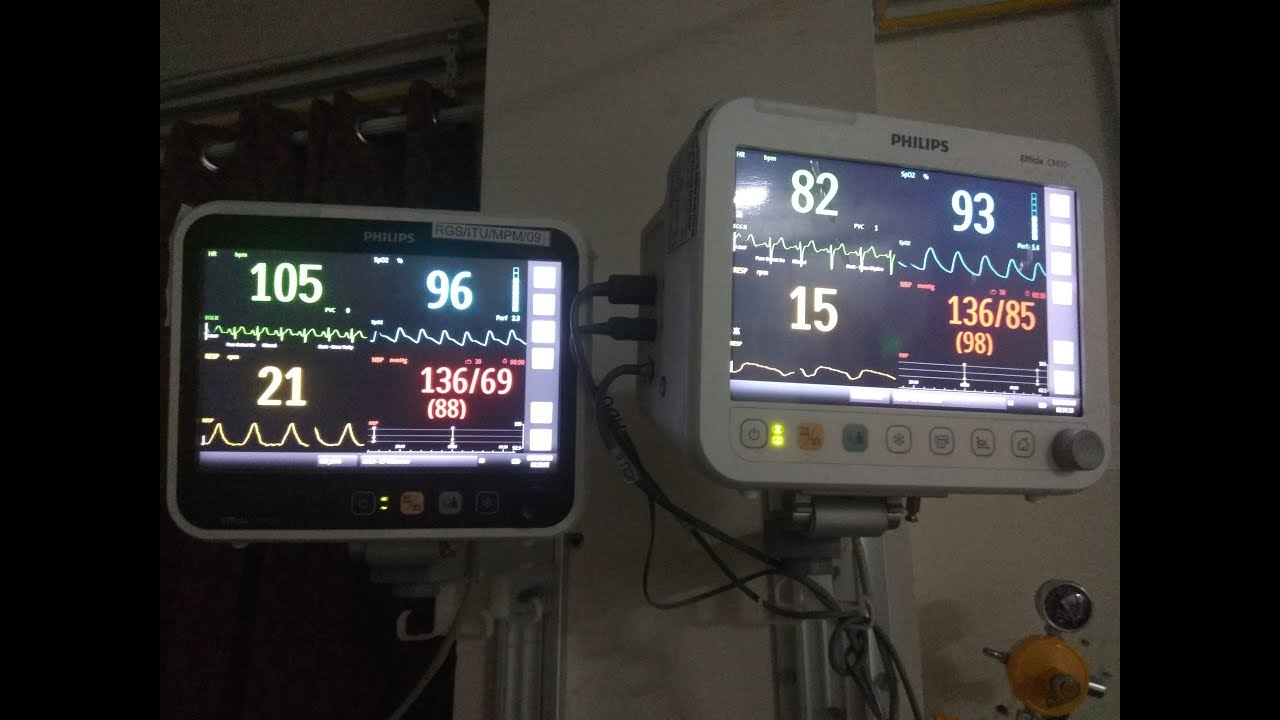 ICU MONITORS GUIDE IN HINDI |ICU PATENTS MONITORING|HOW TO USE ELECTRONIC  MONITORS|VITALS MONITORING
