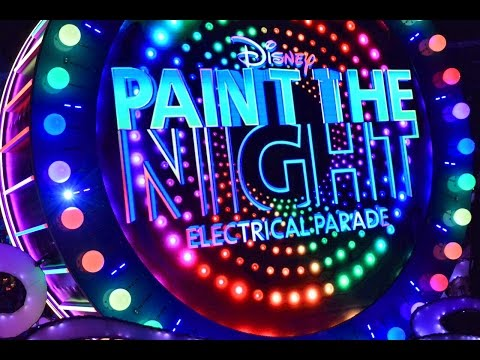 [HD] (2016) Paint the Night Parade Returns to the Disneyland Resort! 1080p Complete Show streaming vf