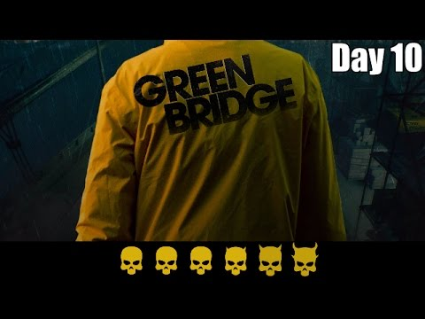Payday 2 Green Bridge (Coop) One Down Difficulty