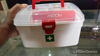 Milton Medical Box Unboxing