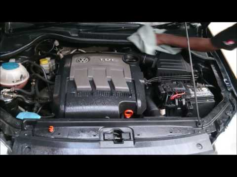 ENGINE DRESSING for VOLKSWAGEN POLO