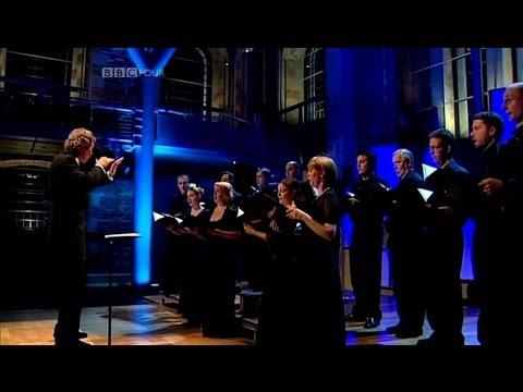 Gregorio Allegri: Miserere mei, Deus - Harry Christophers (HD 1080p)