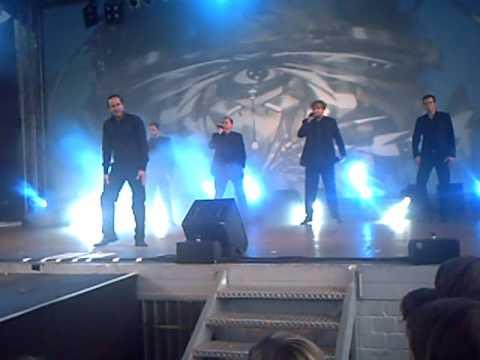 Wise Guys im Tanzbrunnen 2009 - Schiller