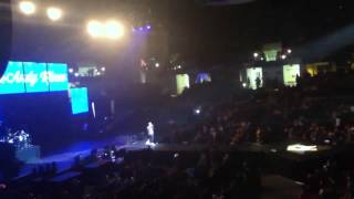 Andy Mineo ~ Introduction at the Roadshow Tour 2014 in Mobi