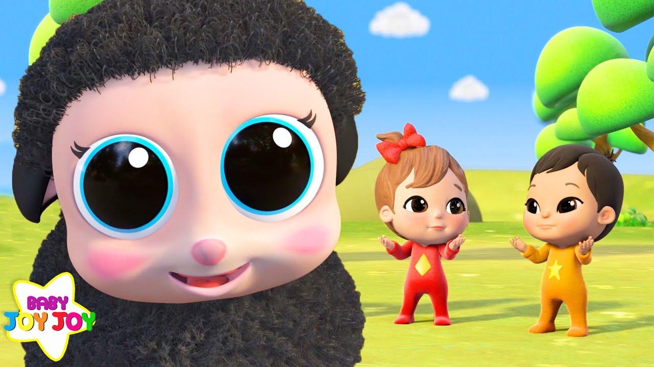 Baa Baa Black Sheep   Nookaboos on Baby Joy Joy