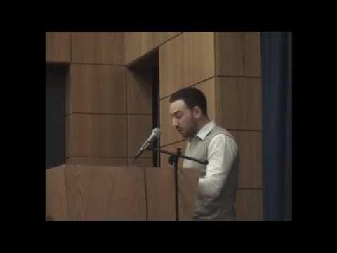 Debate: Is Atheism rational ?  Adam Deen vs.  Prof  @  AUB, Lebanon