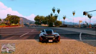 Grand Theft Auto V:  4K Resolution With Pinnacle Of V Mod Gameplay Episode 6 (PC)