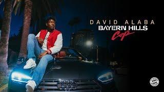 David Alaba aka Bayern Hills Cop #AudiFCBTour
