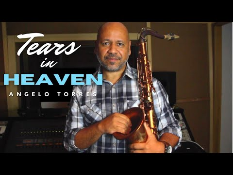 TEARS IN HEAVEN (Erick Clapton) Sax Angelo Torres - AT Romantic CLASS #12