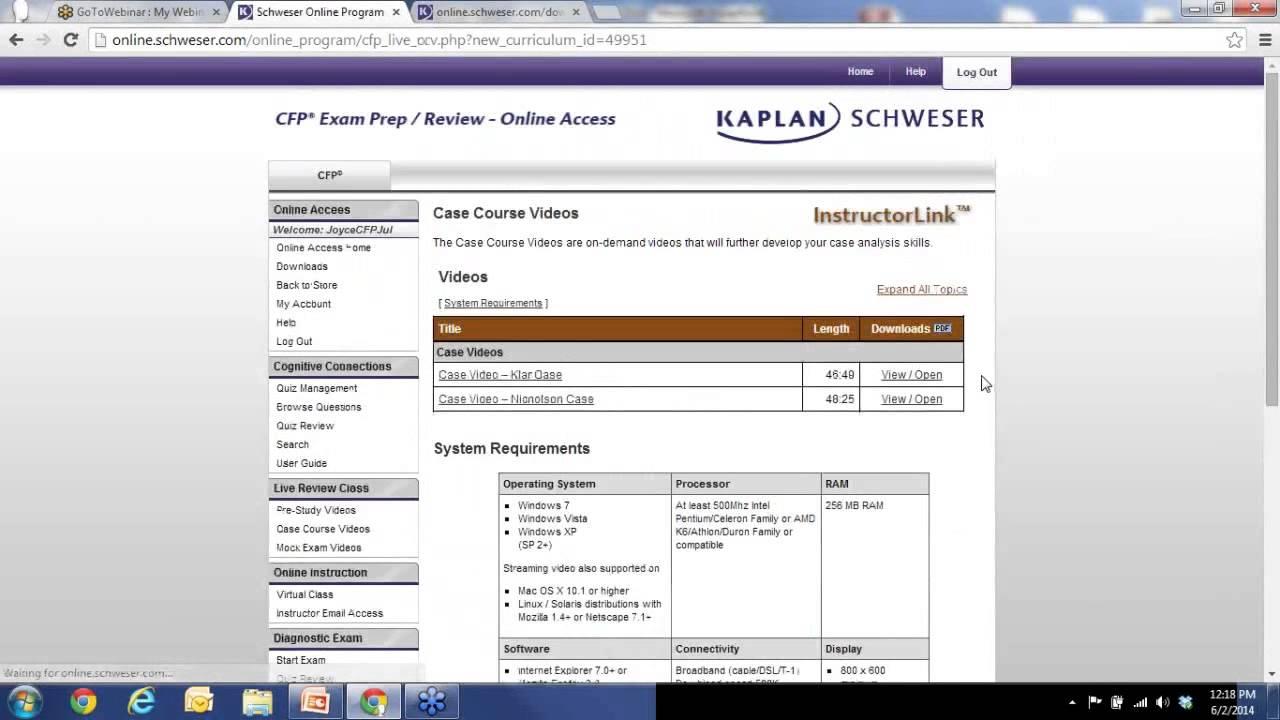 Cfp exam prep review online tools webinar youtube cfp exam prep review online tools webinar xflitez Choice Image