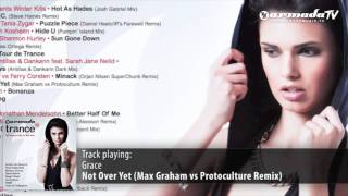 Armada Trance vol. 13 preview: Grace - Not Over Yet (Max Graham vs Protoculture Remix)
