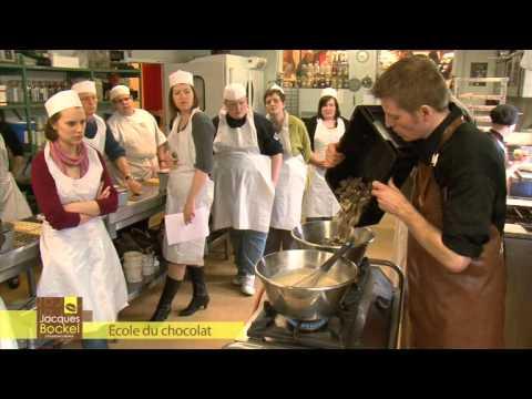 """Chocolaterie Jacques Bockel: """"l'Ecole du Chocolat"""""""