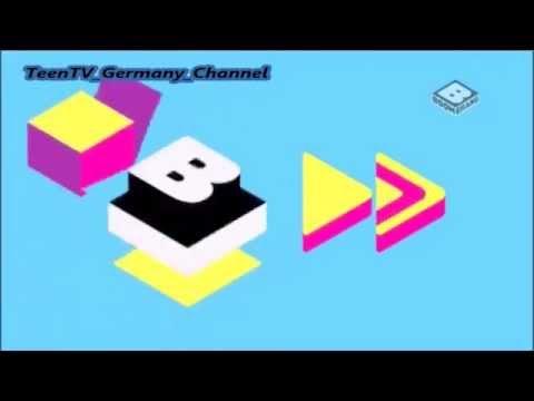 boomerang tv deutschland continuity 2015 teentv germany