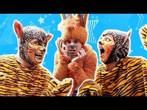 نطنط وأرنوب - توأم النمورة | Natnat & Arnoob - Twin Tigers