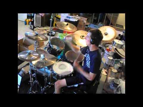 Creature Drum Cover Asking Alexandria | Zack Lee